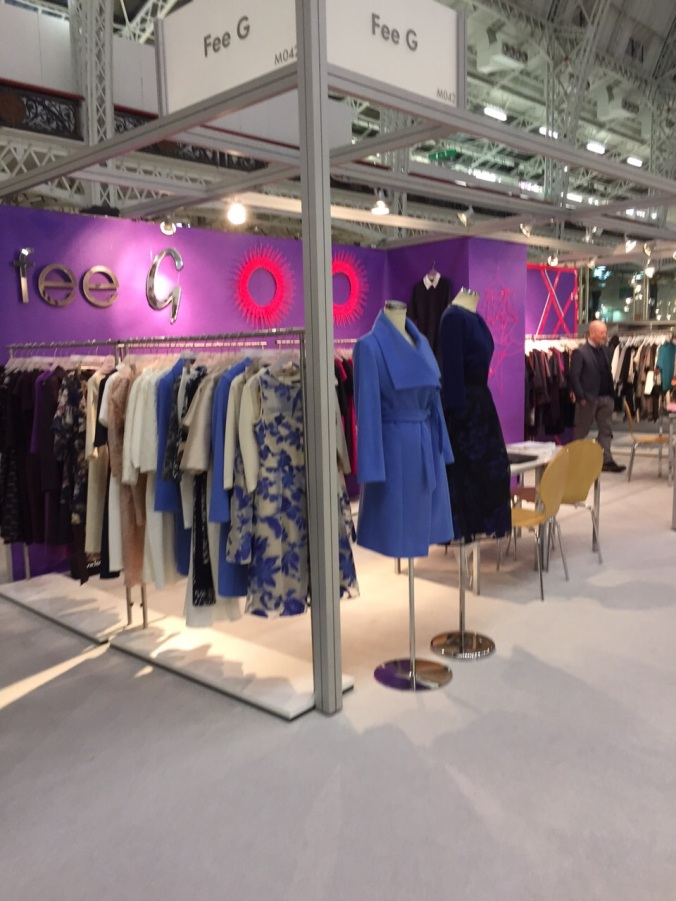 Fee G stand looking amazing!